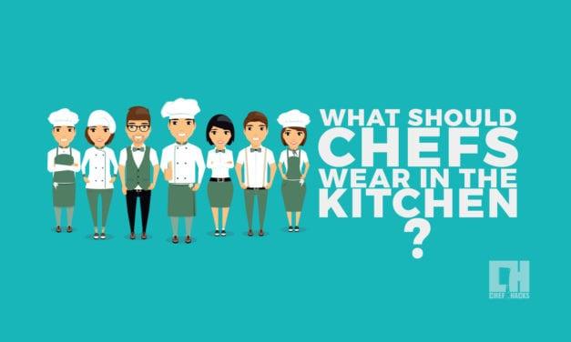 Kitchen Talk: Attire