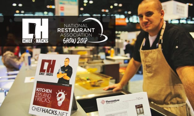National Restaurant Association Food Show 2018