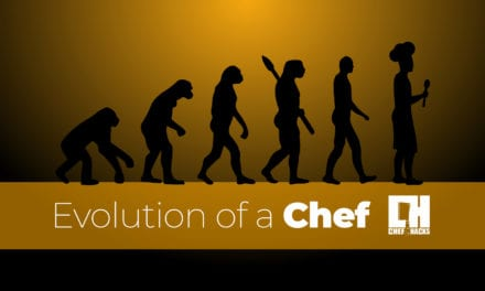 The Evolution of a Cook