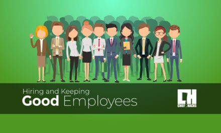 Blog 21- Hiring and Keeping the Right Employees