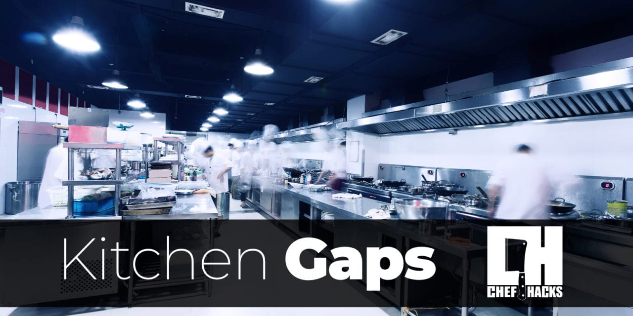 Kitchen Gaps