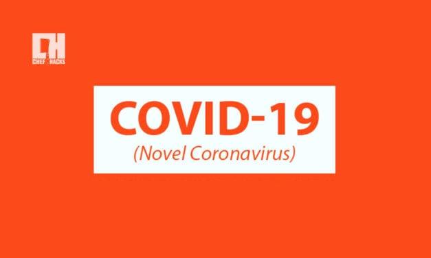 Restaurant Status: COVID-19