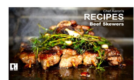 Filet Mignon Skewer Recipe