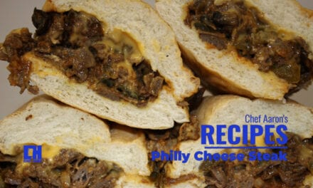 The Story Behind the Authentic Philly Cheese Steak Recipe