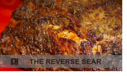 The Reverse Sear