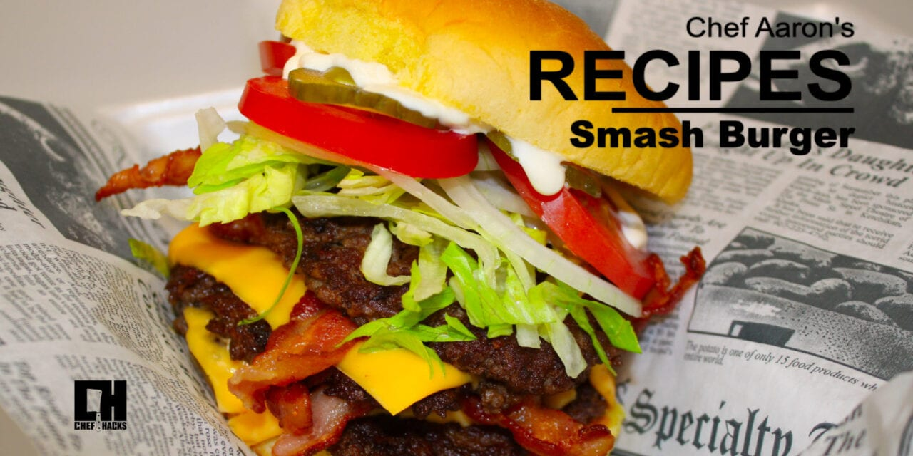 Super Smash Brothers Burger