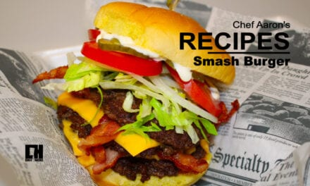 Super Smash Brothers Burger