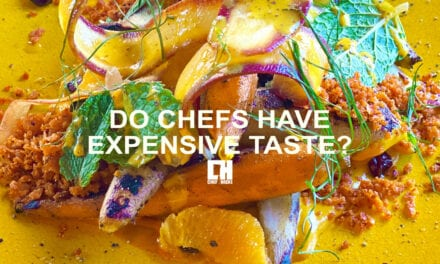 Do Chefs Have Expensive Taste?