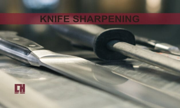 How to Properly Sharpen a Kitchen Knife
