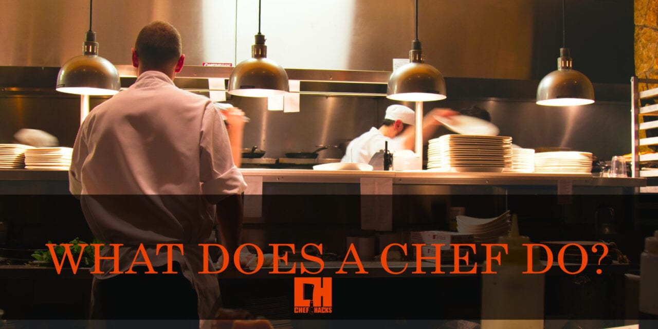 What is being a Chef all about?