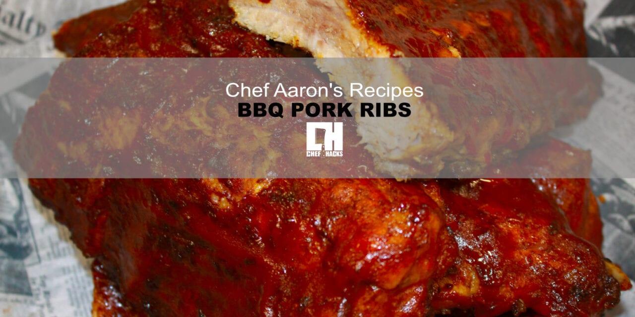 Glazed Ribs – Best BBQ Ribs Recipe