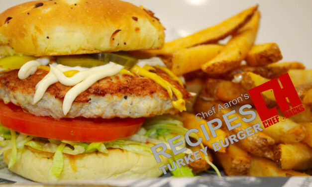 The Ultimate Turkey Burger Recipe